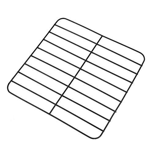 femor garten feuerschale quadratisch metall feuerstelle terassenofen 81 x 44 x 81 cm inkl. Black Bedroom Furniture Sets. Home Design Ideas