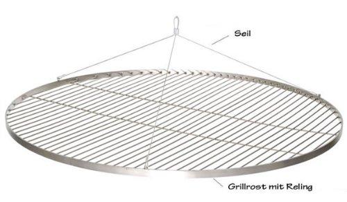 xxl 100 cm grillrost edelstahl schwenkgrill grill rost neu. Black Bedroom Furniture Sets. Home Design Ideas