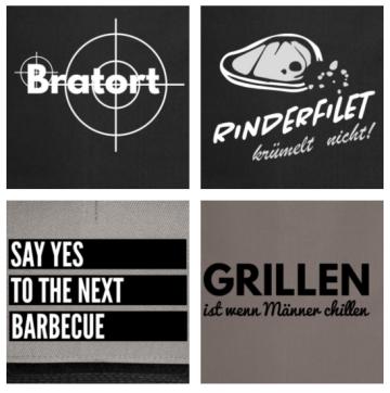 Schwenkgrill ABC lusitge Grill-Shirts