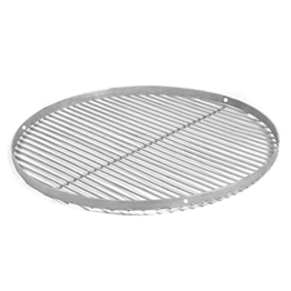 CookKing Grillrost aus Edelstahl Ø 60 cm für Dreibein Schwenkgrill (60) - 1